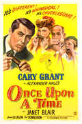 Once Upon a Time , Cary Grant