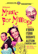 Music for Millions , Margaret O'Brien