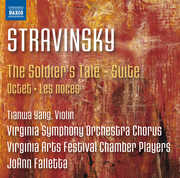 Stravinsky: The Solider's Tale Suite Octet , Tianwa Yang