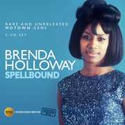 Spellbound: Rare & Unreleased Motown Gems [Import] , Brenda Holloway