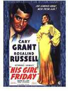 His Girl Friday , Clarence Kolb