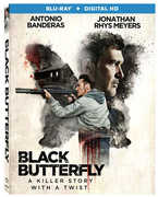 Black Butterfly , Antonio Banderas