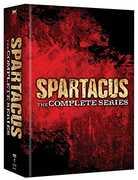 Spartacus: The Complete Series , Yano Anaya