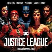 Justice League (Original Soundtrack) , Danny Elfman