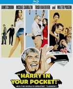 Harry in Your Pocket , James Coburn