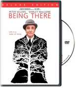 Being There [Deluxe Edition] [Widescreen] [Remastered] , Peter Sellers