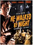 He Walked by Night , Richard Basehart