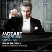 Mozart: The Complete Piano Concertos , Daniel Barenboim