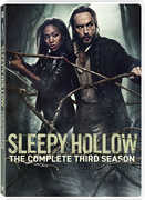 Sleepy Hollow: The Complete Third Season , Nicole Beharie