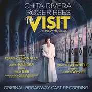 The Visit , Original Broadway Cast