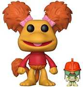 FUNKO POP! TELEVISION: Fraggle Rock - Red w/  Doozer