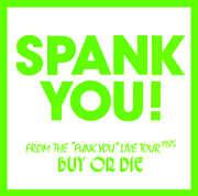 Spank You , Spank