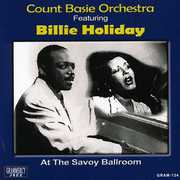 At the Savoy Ballroom , Billie Holiday
