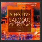 Festive Baroque Christmas , Paul Goodwin