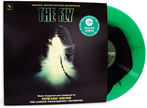 The Fly (Soundtrack) (CCVinyl.com Exclusive) , Howard Shore