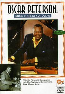 Music in the Key of Oscar , Oscar Peterson