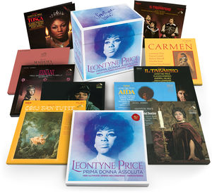 Leontyne Price - Prima Donna Assoluta - Her Ultima , Leontyne Price
