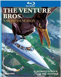 The Venture Bros: Complete Season Five , Louis Armstrong