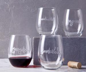 TCM Wine Glass Set