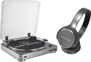 Audio Technica AT-LPH-Pack Bundle