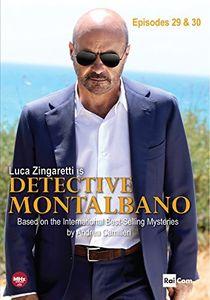 Detective Montalbano: Episodes 29 & 30 , Luca Zingaretti