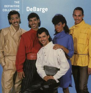 The Definitive Collection [Remastered] , DeBarge