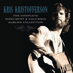 The Complete Monument And Columbia Album Collection , Kris Kristofferson