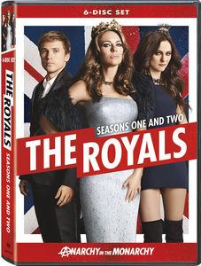 The Royals: Seasons 1 And 2 , Elizabeth Hurley