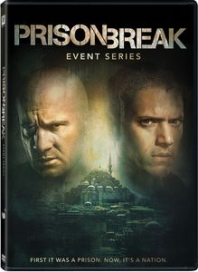 Prison Break: The Event Series , Wentworth Miller