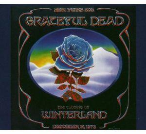 Closing of Winterland: December 31 1978 , The Grateful Dead