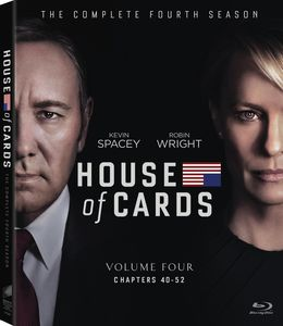 House Of Cards: The Complete Fourth Season , Kevin Spacey