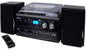 Jensen JTA-980 Turntable (CD-R, Cassette, AM/ FM)