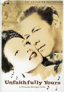 Unfaithfully Yours (Criterion Collection) , Rudy Vallée