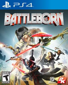 Battleborn for PlayStation 4