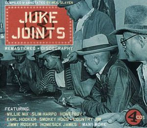 Juke Joints 3 , Various Artists