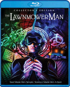 The Lawnmower Man (Collector's Edition) , Pierce Brosnan