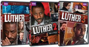 Luther Complete Series , Janine