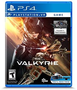 EVE: Valkyrie: VR for PlayStation 4
