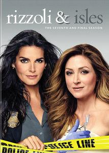 Rizzoli & Isles: The Seventh Season (Final Season) , Angie Harmon