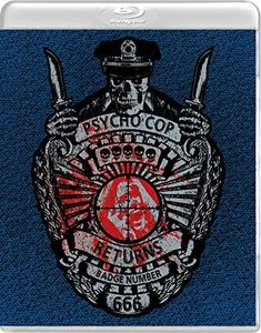 Psycho Cop Returns [Blu-ray/ DVD Combo] , Barbara Niven