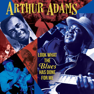 Look What The Blues Has Done For Me , Arthur Adams