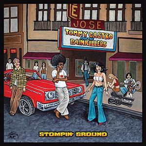 Stompin' Ground , Tommy Castro