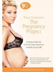 The Pregnancy Project , Tracy Anderson