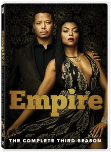 Empire: The Complete Third Season , Taraji P. Henson