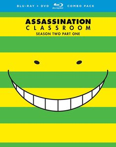 Assassination Classroom: Season Two Part One , Chris Ryan