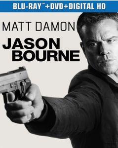 Jason Bourne , Matt Damon