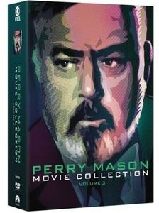 Perry Mason Movie Collection: Volume Three , Raymond Burr