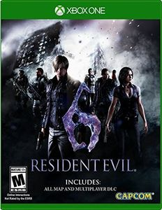 Resident Evil 6 HD for Xbox One