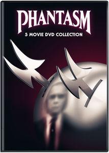 Phantasm 5 Movie Dvd Collection , Reggie Bannister