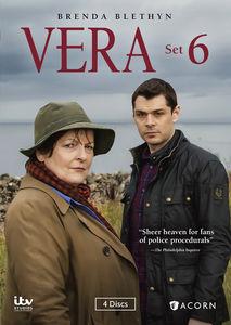 Vera: Set 6 , Brenda Blethyn